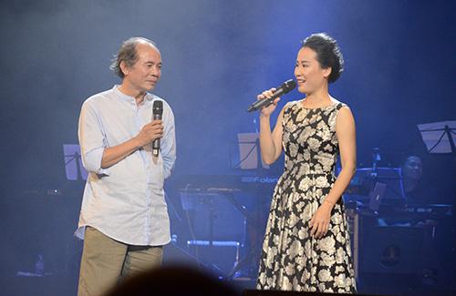 Liveshow Nguyễn Trọng Tạo thấm đẫm hồn quê