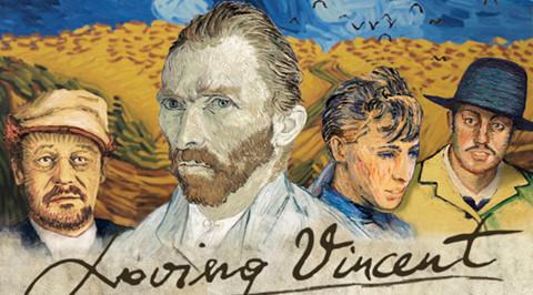 Cái chết của Van Gogh được tái hiện bởi 65.000 bức tranh