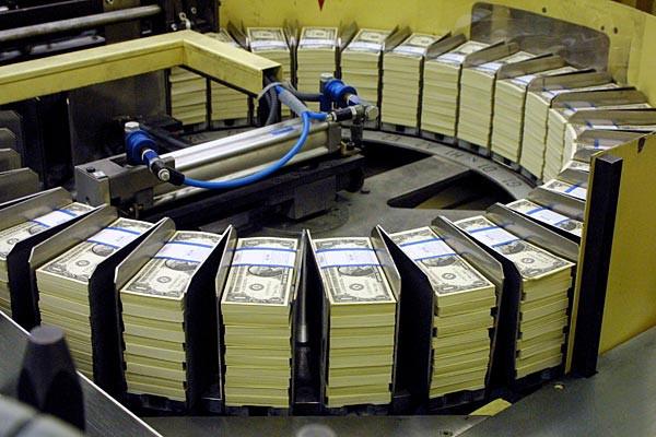 Những điều thú vị về các kỹ thuật in tiền
