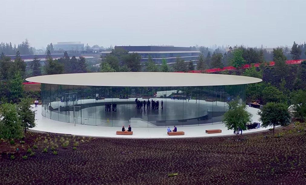 Steve Jobs từng nói gì về toà nhà tổ chức lễ ra mắt iPhone X?