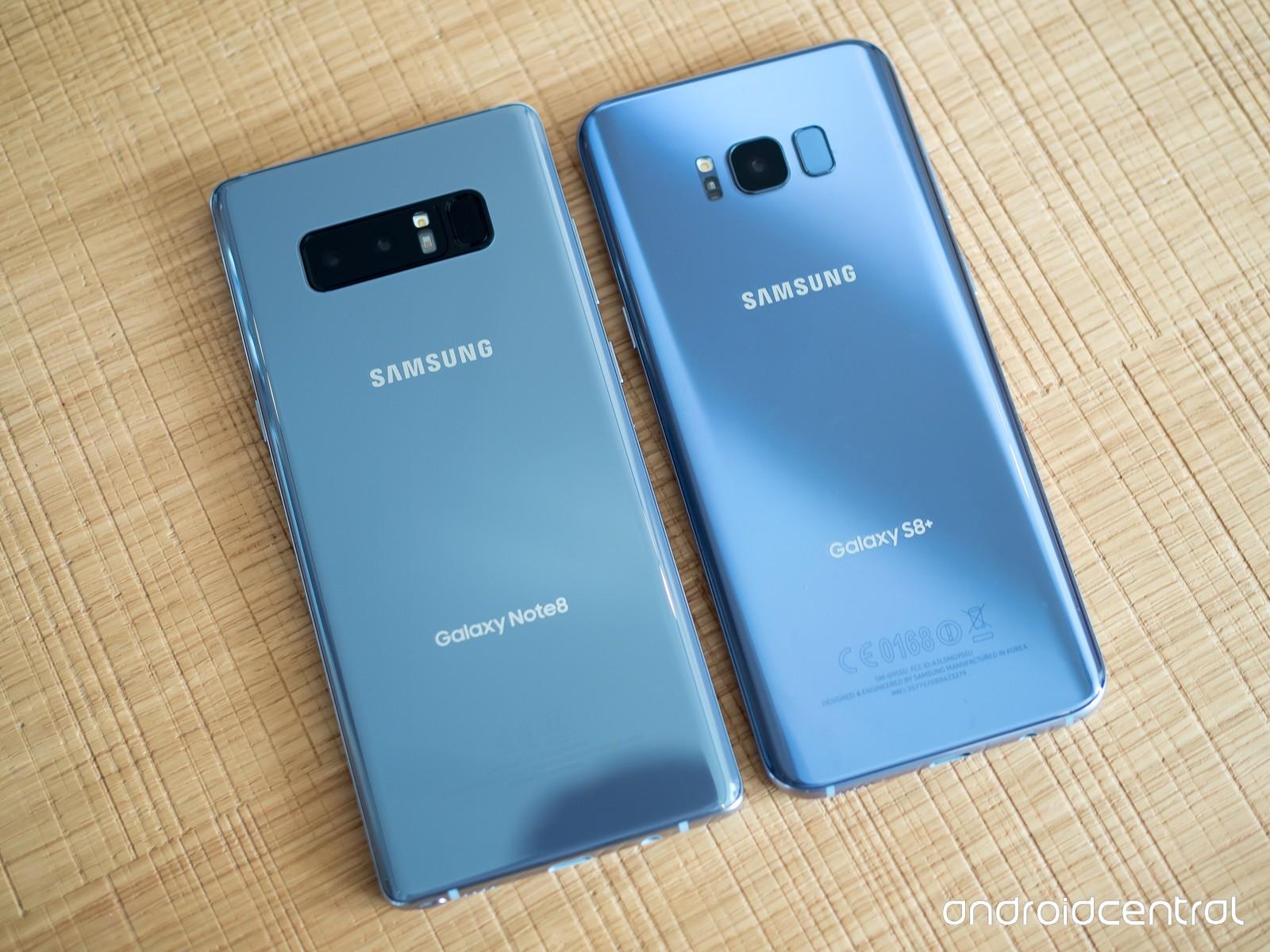 Galaxy Note 8 có lượng đặt trước kỷ lục
