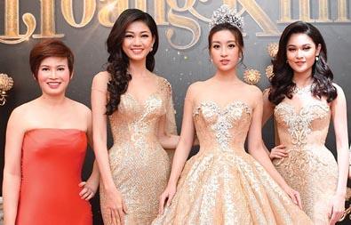 """Sao Việt khoe """"vẻ đẹp không tuổi"""" cùng cựu hoa hậu Hàn Quốc"""