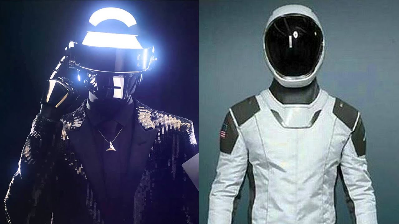 Space X - áo phi hành gia thời trang của Elon Musk