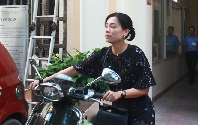 """Vợ Xuân Bắc: """"Lãnh đạo Cao đẳng Nghệ thuật Hà Nội đã nhận lỗi với tôi"""""""