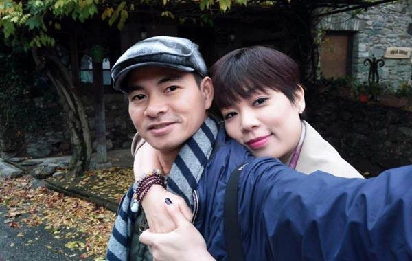 """Vợ Xuân Bắc: """"Nếu chồng trở thành giám đốc, chúng tôi sẽ ly hôn"""""""
