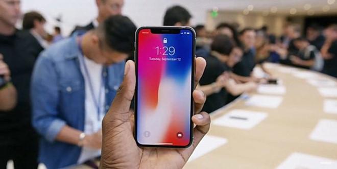Chi phí sản xuất iPhone X là hơn 400 USD