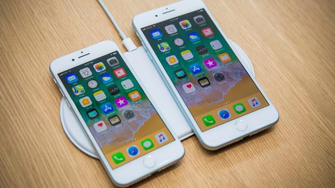 iPhone 8 có dung lượng pin kém iPhone 7