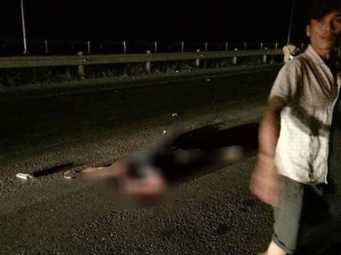 Truy tìm tài xế xe tải bỏ trốn sau tai nạn chết người