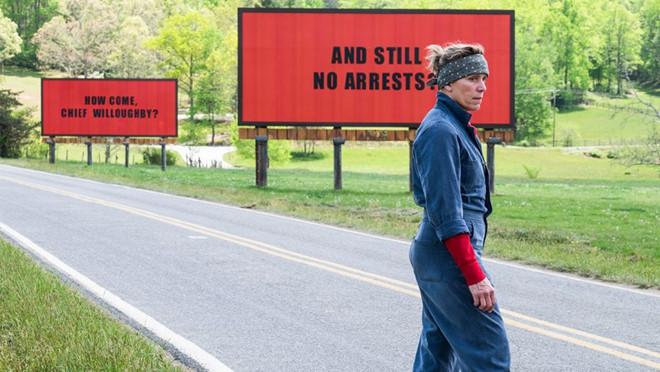 Phim châm biếm cảnh sát Mỹ thắng giải tại Liên hoan phim Toronto