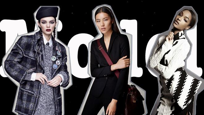 10 siêu mẫu đẳng cấp của làng thời trang thế giới 2017