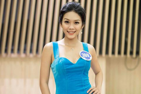 Con gái diễn viên Kiều Trinh vào bán kết Hoa hậu Đại dương 2017