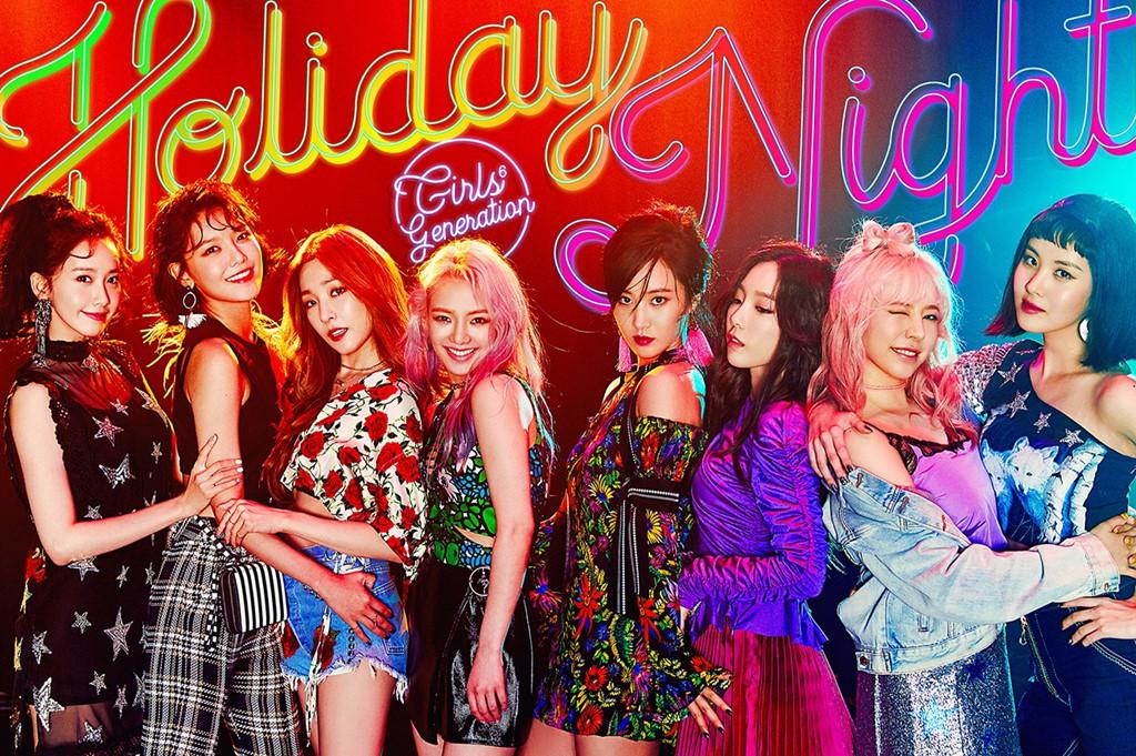 Đẳng cấp của 5 nhóm nhạc nữ có lượng cúp lớn nhất Kpop