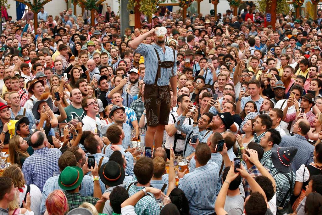 Những lễ hội thu hút hàng trăm nghìn du khách trên thế giới