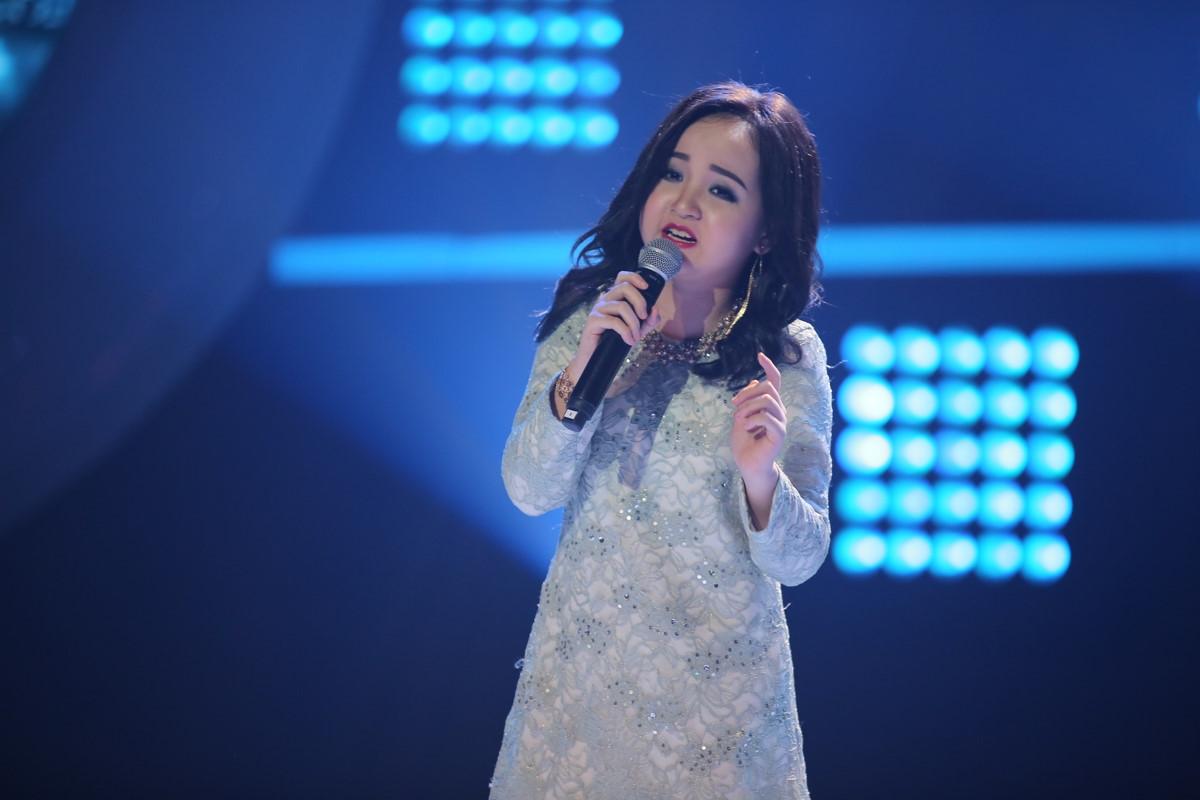 Cô bé 10 tuổi tự tin hóa Thanh Lam ở Gương mặt thân quen nhí