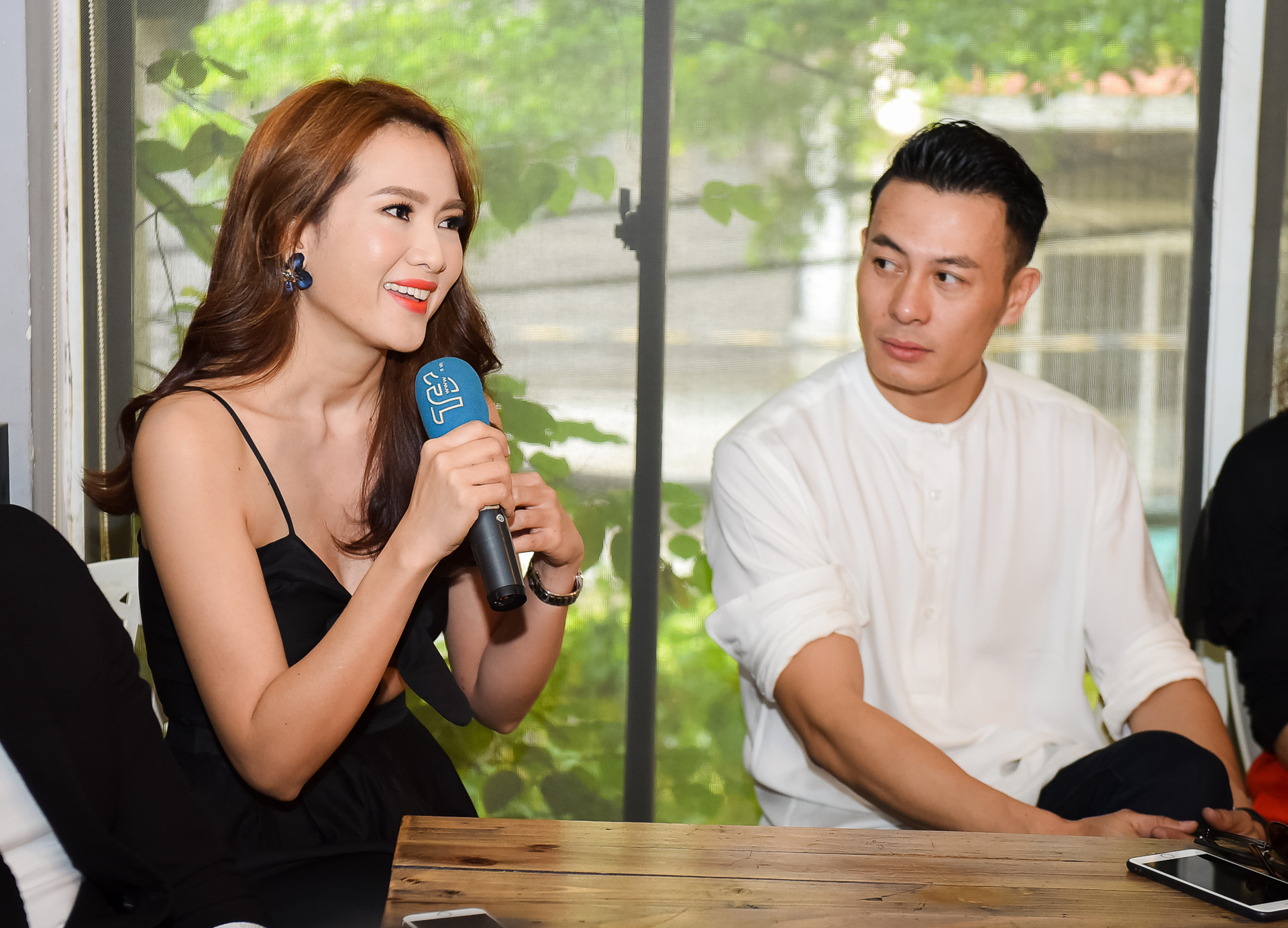 Anh Thư không thích mẫu phụ nữ cam chịu trong phim Việt