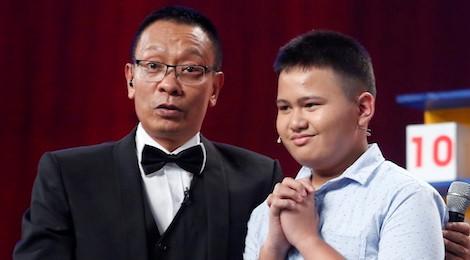 MC Lại Văn Sâm ngỡ ngàng vì cậu bé Phillipines có trí nhớ phi thường