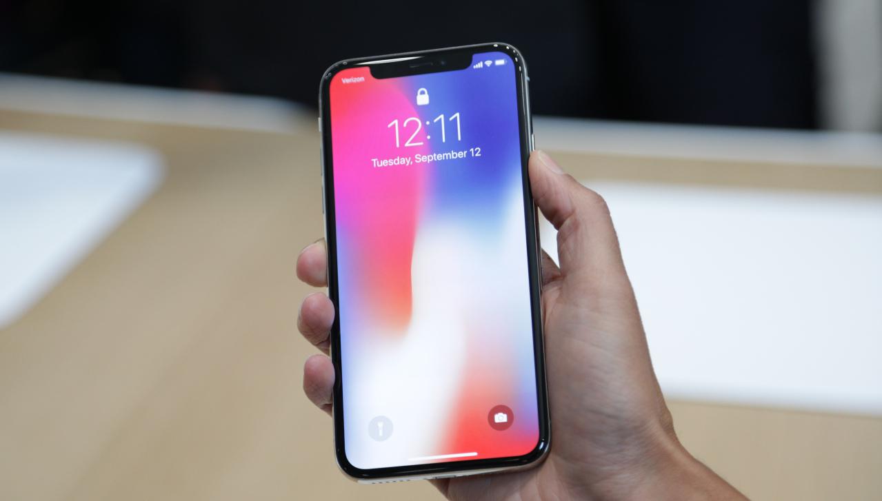 iPhone X có thể vượt mức 50 triệu đơn đặt hàng