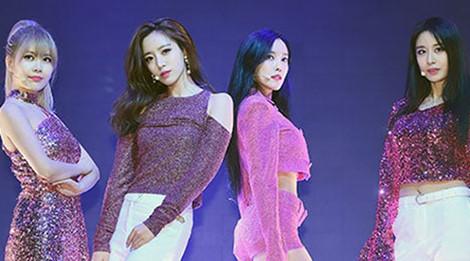 T-Ara sẽ biểu diễn tại Việt Nam vào ngày 4/11