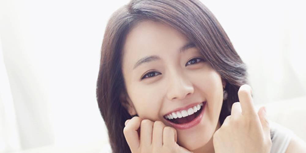 Nhan sắc không tỳ vết của mỹ nhân có nụ cười đẹp nhất Hàn Quốc