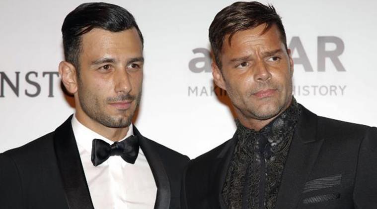 Ricky Martin chuẩn bị tổ chức lễ cưới đồng tính