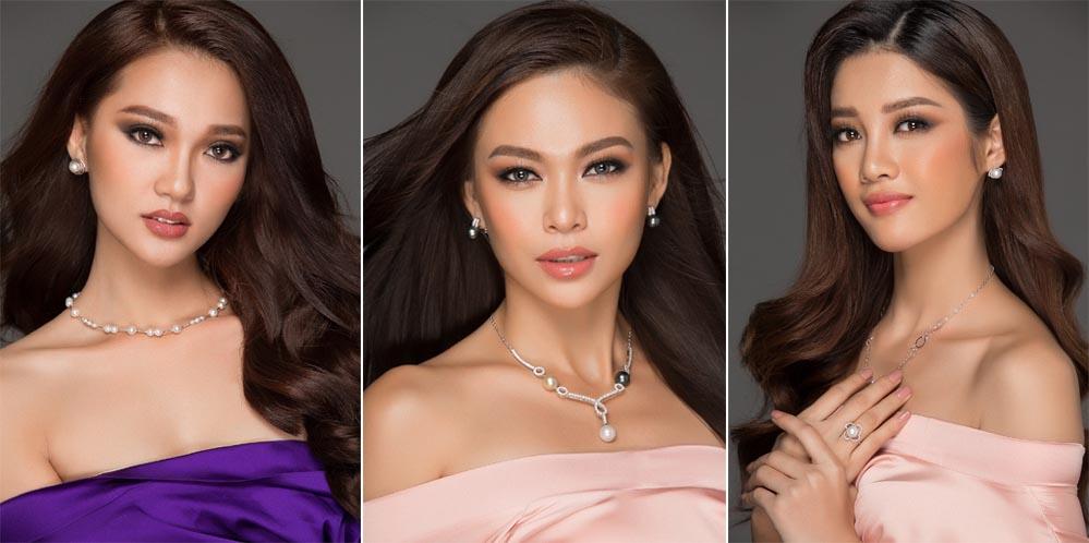 Cận cảnh nhan sắc các thí sinh đẹp nhất Top 70 Hoa hậu Hoàn vũ VN