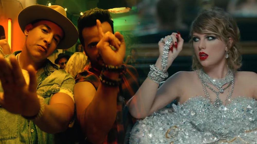 """Vì sao """"bom tấn"""" của Taylor Swift vẫn không sánh bằng """"Despacito""""?"""