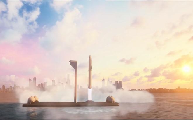 """Elon Musk: """"Con người sẽ đi khắp Trái Đất bằng tên lửa"""""""