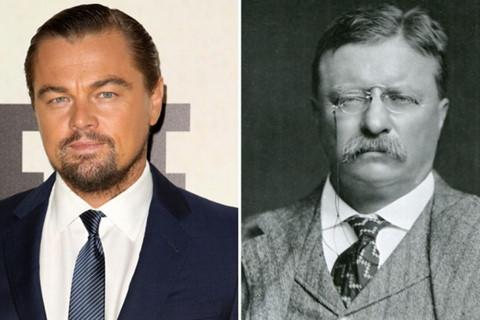 Leonardo DiCaprio muốn tái hiện Tổng thống Roosevelt trên màn ảnh