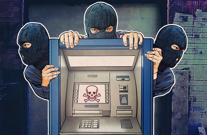 Máy ATM có nguy cơ bị hack từ xa