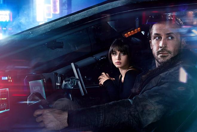 """Vì sao không có điện thoại di động trong """"Blade Runner 2049""""?"""