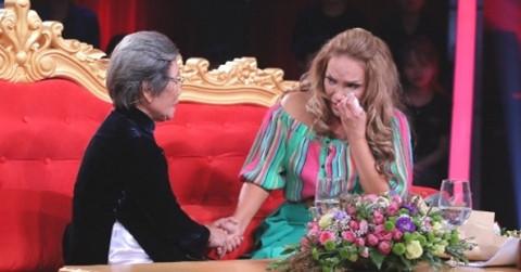 Ca sĩ Thanh Hà nhận ra dì ruột chính là mẹ đẻ sau 20 năm