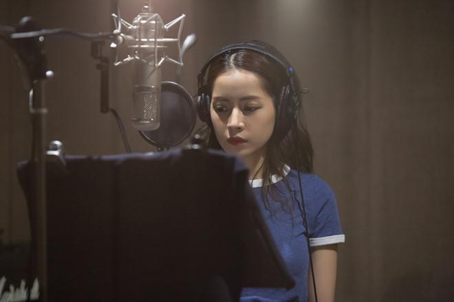 Chi Pu công bố muốn trở thành ca sĩ