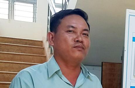 Trưởng công an xã đá thau cá: Tôi làm hơi quá, mong người dân bỏ qua