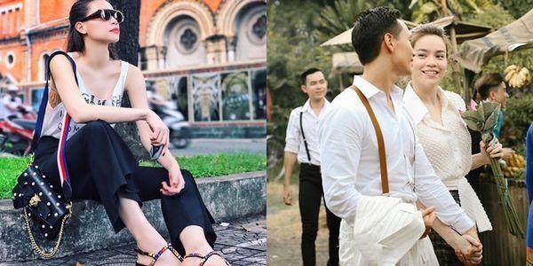 Sau 3 tháng quen nhau, Hồ Ngọc Hà khoe món quà đặc biệt Kim Lý tặng