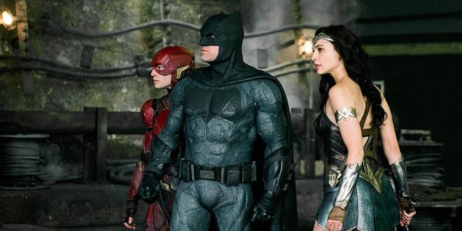 Đóng vai Batman là ước mơ từ nhỏ của Ben Affleck