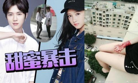 Fan phản ứng tiêu cực sau khi Luhan công khai chuyện tình cảm