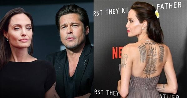 Lý do khiến Angelina Jolie trì hoãn ly hôn với Brad Pitt