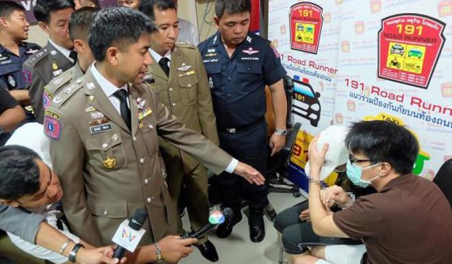 Cựu hoa hậu tuổi teen Thái Lan và bạn trai bị bắt vì ma túy