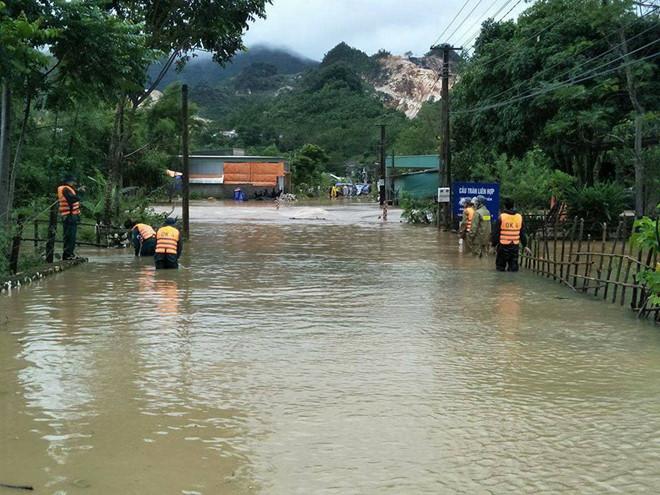 5 người chết, 2 mất tích do mưa lũ ở Nghệ An
