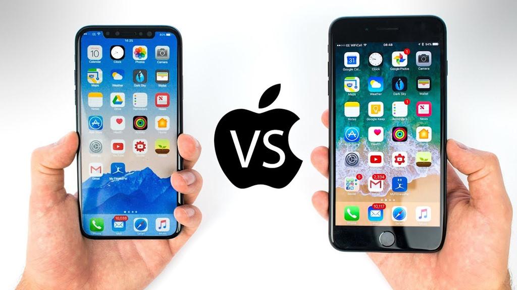 Hãy mua iPhone 7 và quên iPhone 8, iPhone X đi