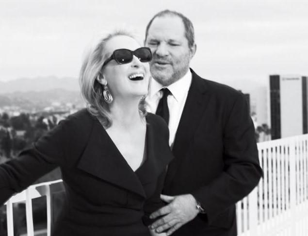 Suốt 30 năm, Meryl Streep không hề biết Harvey Weinstein có bê bối sex