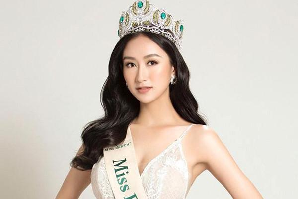 Hà Thu giành huy chương đồng phần thi tài năng Miss Earth