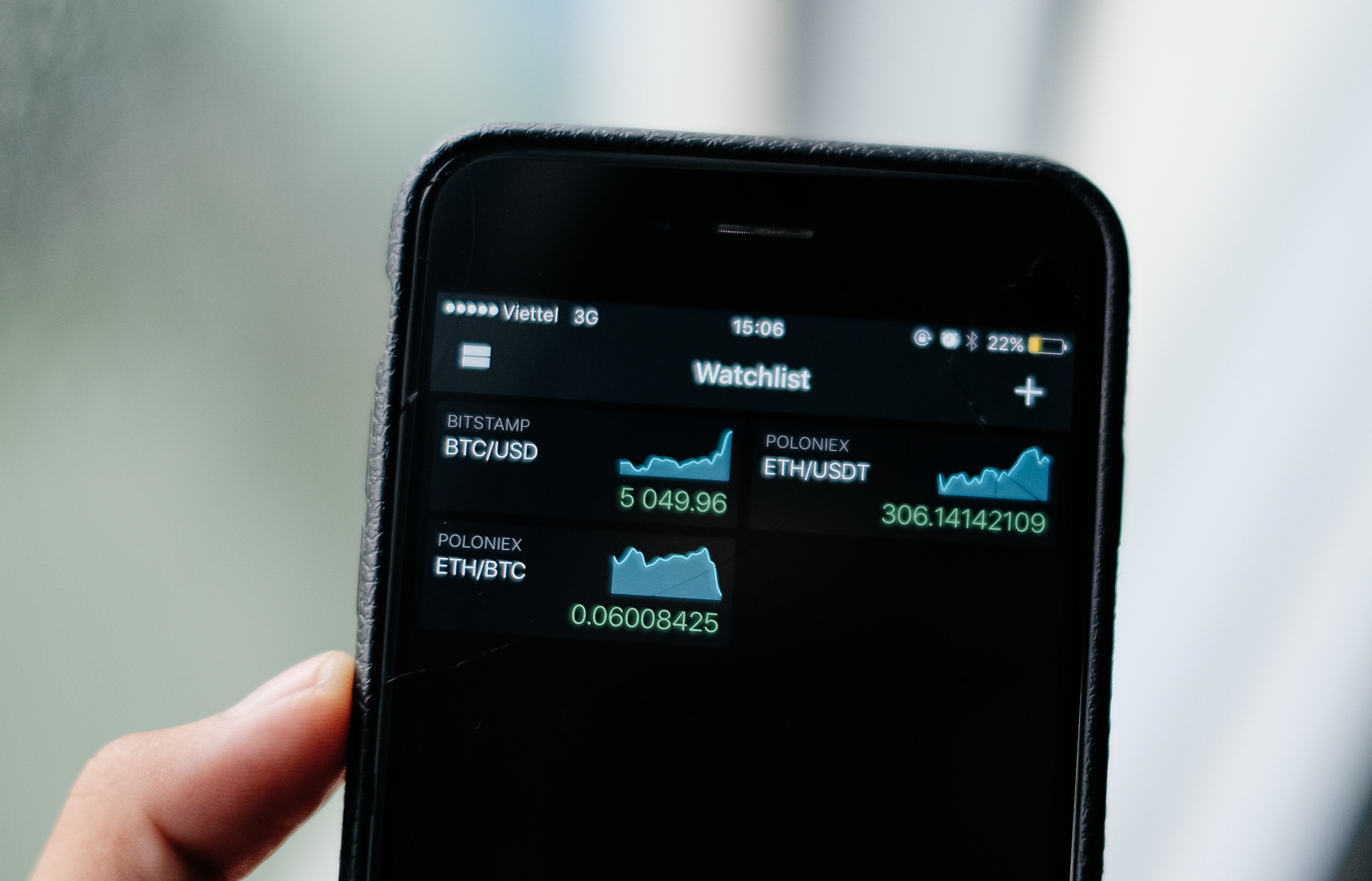 Bitcoin liên tục phá kỷ lục với 5.100 USD/BTC