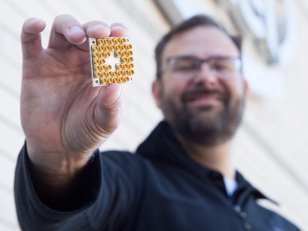 Siêu chip lượng tử mới làm nóng cuộc đua siêu máy tính
