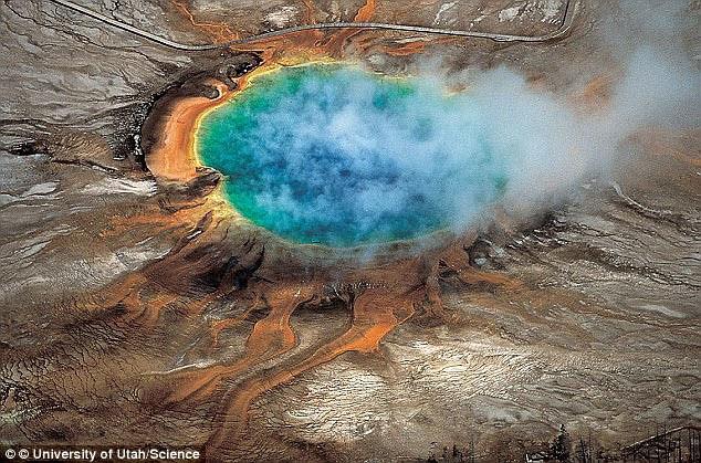 Siêu núi lửa ở Mỹ có thể bùng nổ sớm và quét sạch sự sống