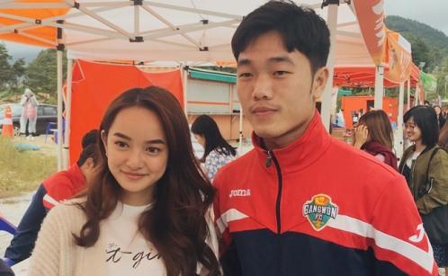 Kaity Nguyễn được mời làm host chương trình ở Hàn Quốc