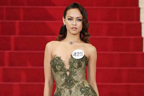 Mai Ngô rút lui khỏi Hoa hậu Hoàn vũ Việt Nam vì bức xúc ban tổ chức