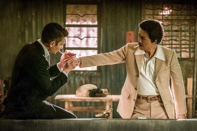 Phim của Chân Tử Đan và Lưu Đức Hoa đạt doanh thu khả quan