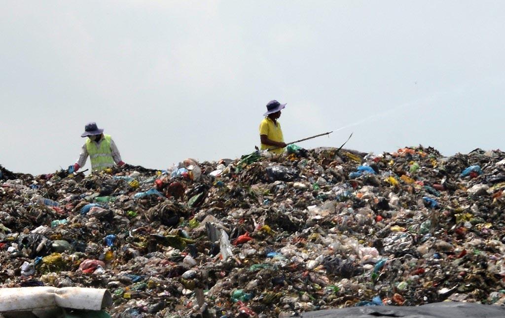 TP.HCM yêu cầu kiểm tra môi trường tại bãi rác Đa Phước