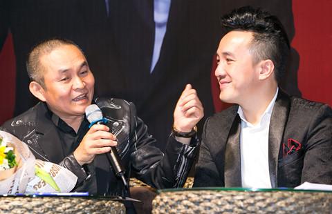 Xuân Hinh nhiều lần từ chối tham gia live show của Dương Ngọc Thái